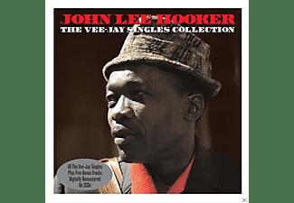 John Lee Hooker - Vee Jay Singles Collection  - (CD)
