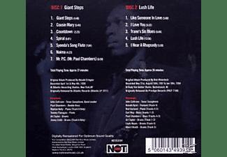 John Coltrane - Giant Steps [Doppel-CD]  - (CD)