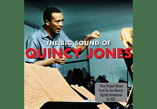 Quincy Jones - The Big Sound Of Quincy Jones  - (CD)