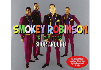 Smokey Robinson & The Miracles - Shop Around  - (CD)