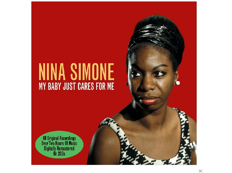 Nina Simone - My Baby Just Cares For Me [CD]