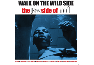 VARIOUS - Walk On The Wild Side - The Jazz Side Of Mod - (CD)