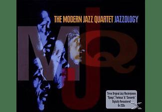 The Modern Jazz Quartet - Jazzology  - (CD)