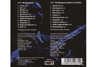 Wes Montgomery - Way Out Wes  - (CD)