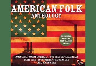 VARIOUS - American Folk Anthology  - (CD)