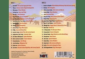 VARIOUS - Cafe Africa  - (CD)