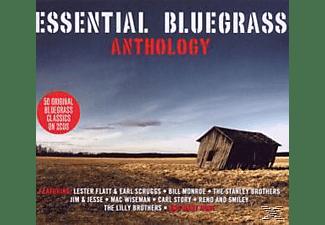 VARIOUS - Essential Bluegrass Anthology  - (CD)