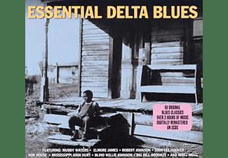 VARIOUS - Essential Delta Blues  - (CD)