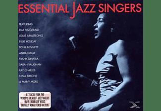 VARIOUS - Essential Jazz Singers  - (CD)