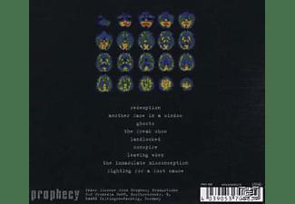 Antimatter - Leaving Eden  - (CD)