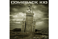Comeback Kid - Broadcasting (Ltd.Coloured Vinyl) [Vinyl]