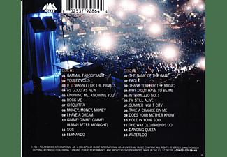 ABBA - Live At Wembley [CD]
