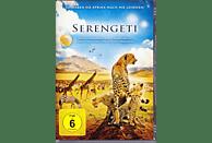 SERENGETI [DVD]