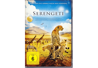 SERENGETI DVD