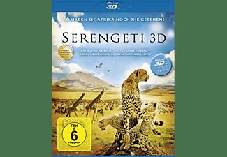 Serengeti 3D-Edition 3D Blu-ray