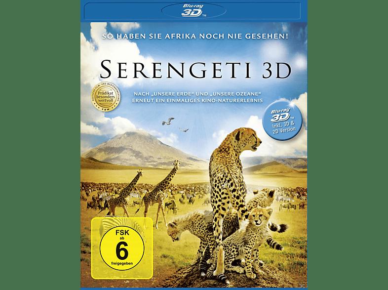 Serengeti 3D-Edition [3D Blu-ray]