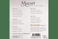 Van Oort Bart - Mozart: Sämtliche Klaviersonaten [CD]