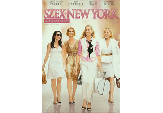 Szex és New York - A mozifilm (DVD)