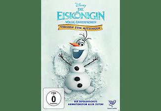 Die Eiskönigin - Völlig unverfroren - Version zum mitsingen [DVD]