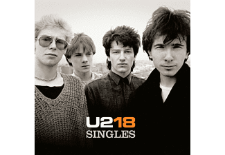 U2 - 18 SINGLES  - (CD)