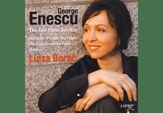 Luiza Borac - Enescu Klavierwerke Vol.2  - (SACD)