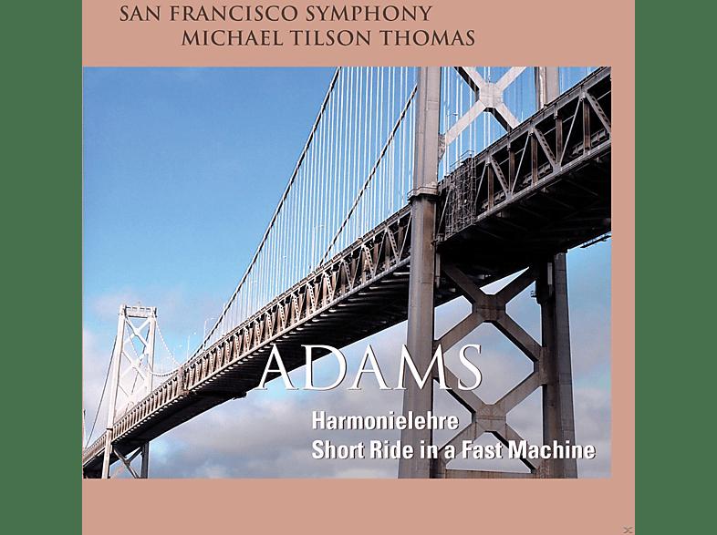Michael Tilson San Francisco Symphony & Thomas - Adams Harmonielehre/Short Ride In A Fast Machine [SACD Hybrid]