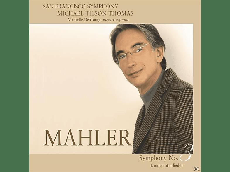 San Francisco Symphony - Symphony No. 3 [CD]