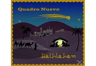 Quadro Nuevo - Bethlehem (180 Gramm 2lp Gatefold)  - (Vinyl)