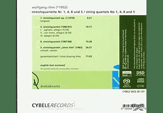 Doelenkwartet - Streichquartette 1, 4, 5, 8  - (SACD)