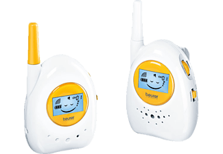 BEURER BY 84 - Babyphone (Bianco/Giallo)