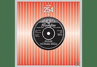VARIOUS - Backline Vol.254  - (CD)