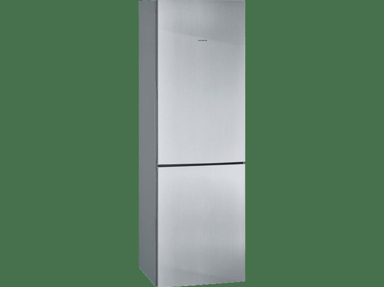 SIEMENS KG36VVL32 iQ300 Kühlgefrierkombination (A++, 226 kWh/Jahr, 1860 mm hoch, Edelstahl)