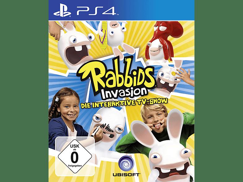 Rabbids Invasion: Die interaktive TV-Show [PlayStation 4]