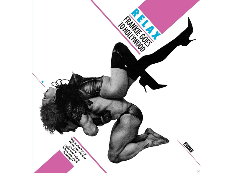 """Frankie Goes To Hollywood - Relax (30th Anniversary 12"""" Single) [Vinyl]"""