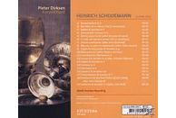Pieter Dirksen - HARPSICHORD MUSIC [CD]