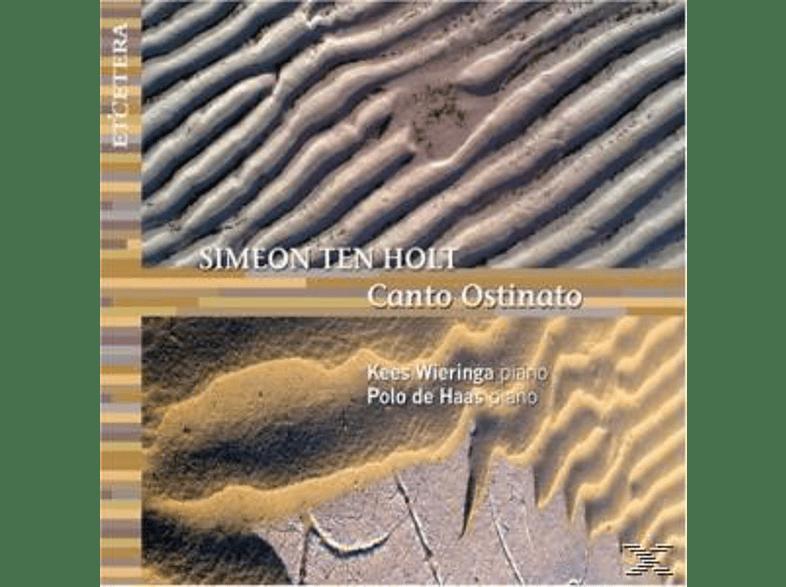 Wieringa/De Haas - CANTO OSTINATO [CD]