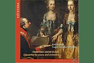 Prague Chamber Orchestra, Karel/prague Chamber Orchestra Kosarek - Concertos For Piano And Orchestra [CD]