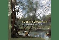 France Spinguel, Jan Vermeulen - Werke für Cello und Klavier [CD]