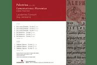 Laudantes Consort - Lamentationes Hieremiae,Liber [CD]