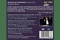 Brno State Philharmonic Orchestra, Australian Chamber Orchestra, VARIOUS - Martinu: Orchesterwerke [CD]