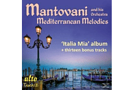 The Mantovani Orchestra - Mediterranean Melodies [CD]