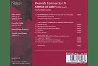 PIZARRO/RIEDIJK/FLEMISH RADIO ORCHE, Pizarro/Riedijk/Nezet-Seguin/+ - Flemish Connection V [CD]