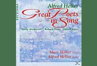 Heller,Marc/Heller,Alfred - Great Poets In Song [CD]