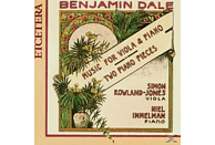 S. Rowland-jones, N. Immelman - Music For Viola And Piano [CD]