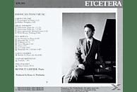 Bennett Lerner - American Piano Music Vol.1 [CD]