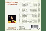 Roberta Alexander - A Retrospective [CD]