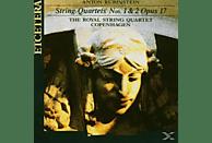 The Royal String Quartet Copenhagen - Streichquartette [CD]