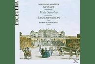 Ransom Wilson, Robin Sutherland - Flötensonaten [CD]