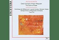 Verney - Cello Concerto/Folia/Requiem [CD]