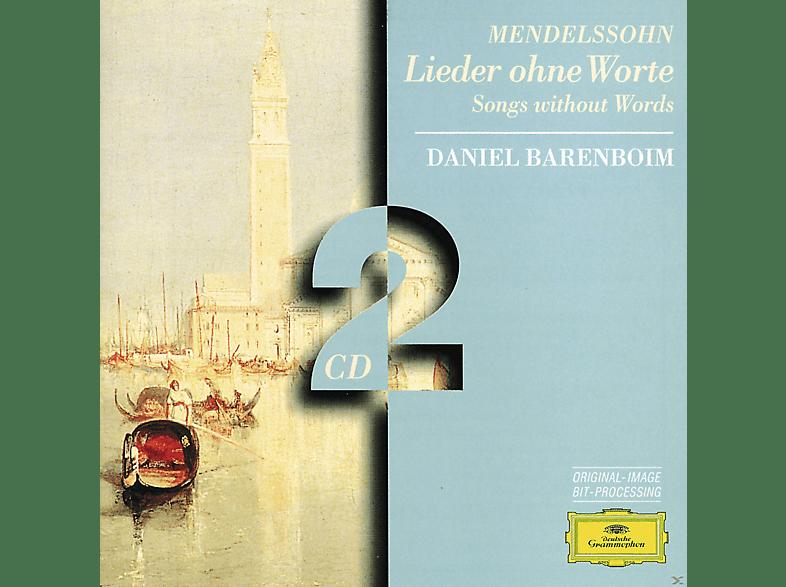Daniel Barenboim - Lieder Ohne Worte [CD]